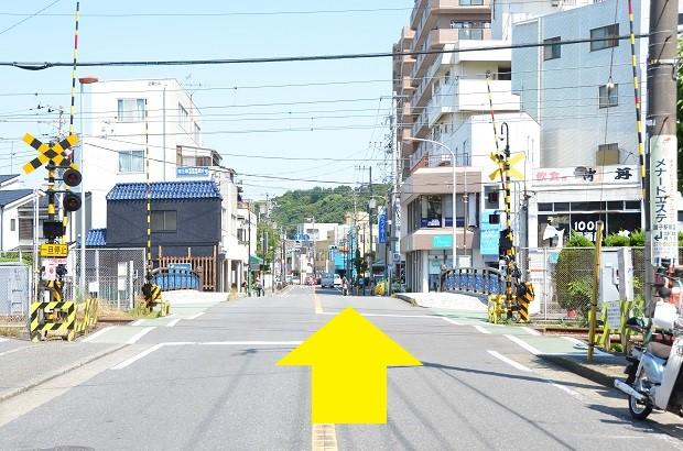 京急逗子線新逗子駅からのアクセス④